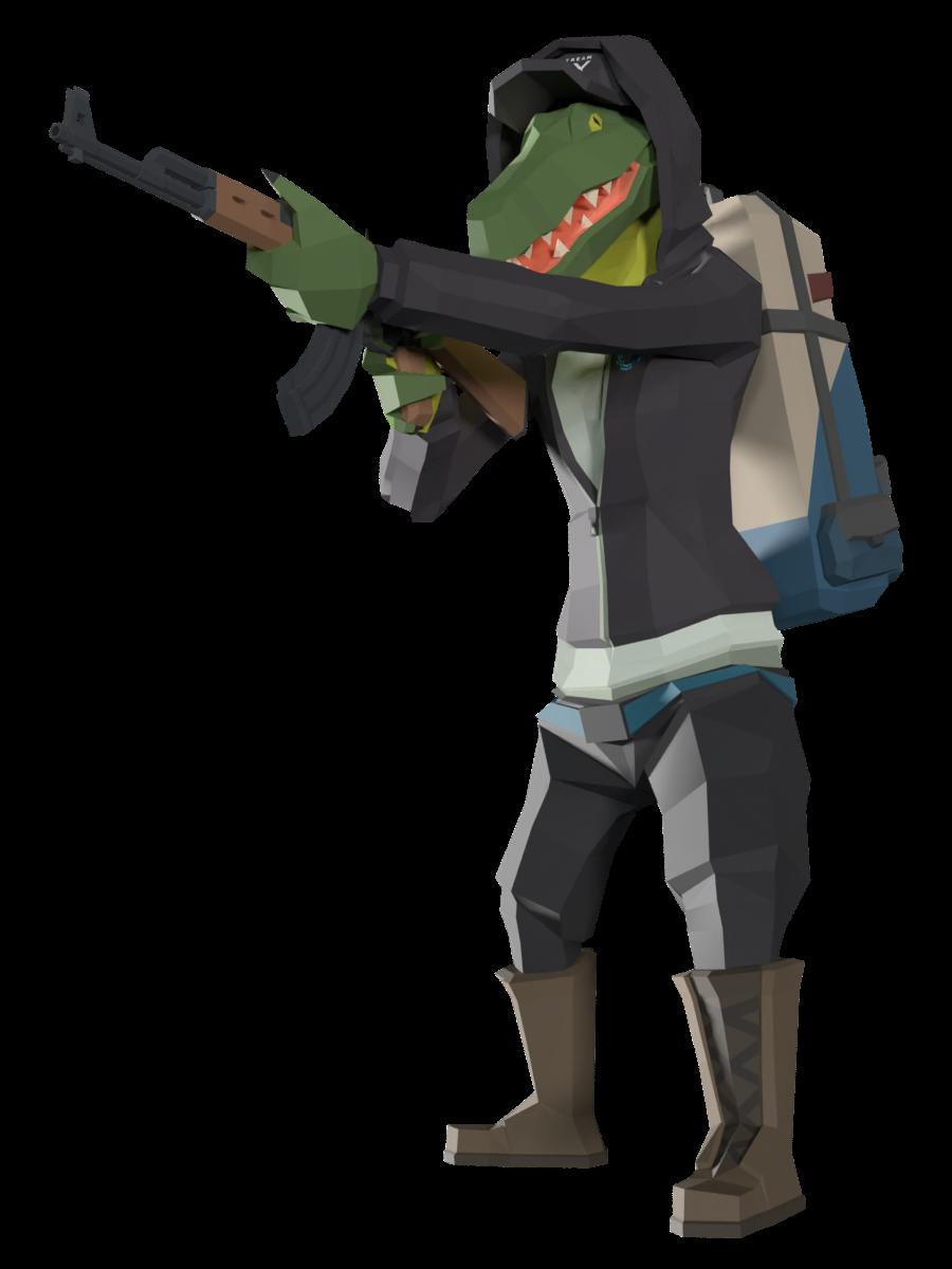 LIGHT⚡NITE – Crocodile Spy