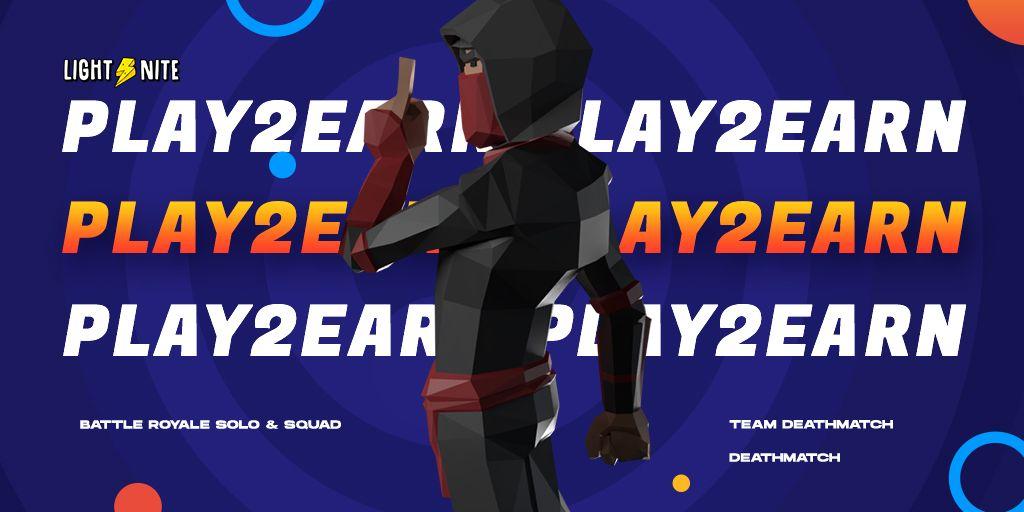 Ligt Nite - Play2Earn Mode